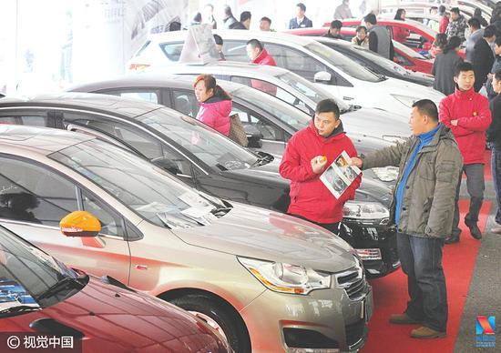 小排量车购置税优惠即将到期 今年车市翘尾恐难再现