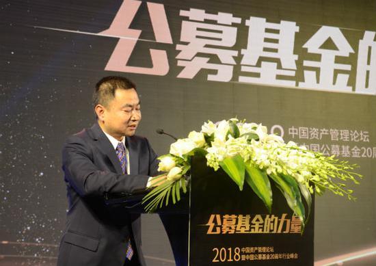 陈剑夫:中国基金业发展的20年是整个资本市场缩影