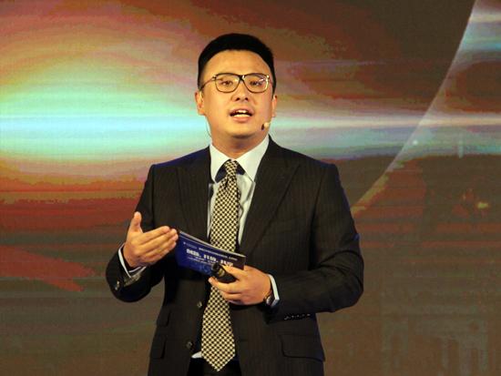 饿了么创始人、CEO张旭豪