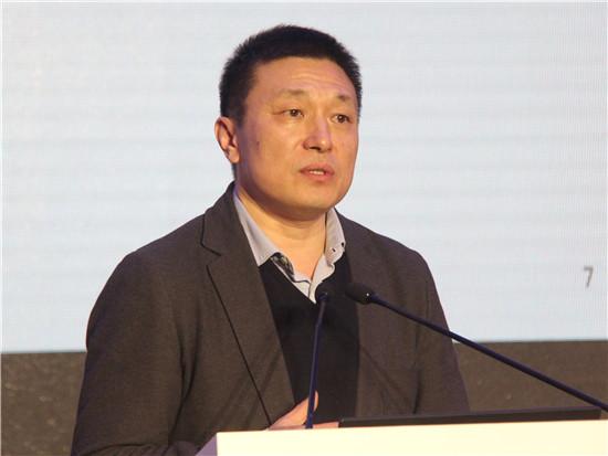 蚂蚁金融副总裁徐浩