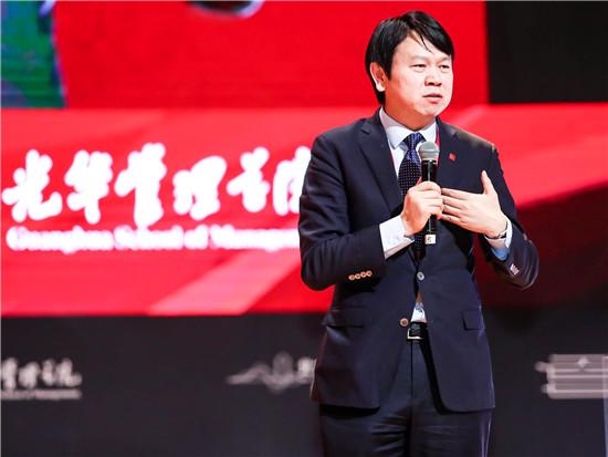 北京大学光华管理学院院长刘俏