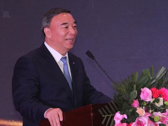 中国企业改革与发展研究会会长、中国建材党委书记、董事长宋志平