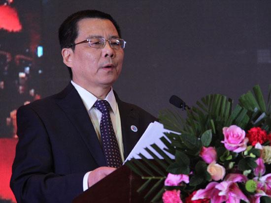 中国企业改革与发展研究会常务副会长许金华