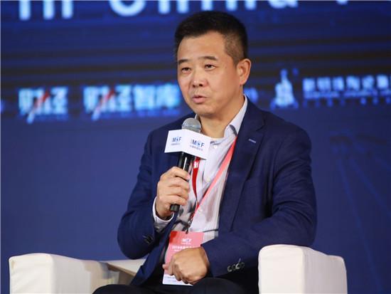 维尚集团董事长李连柱