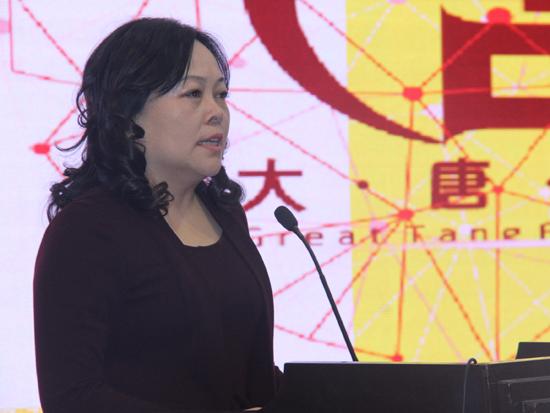 陕西大唐茯茶业有限公司总经理雨禅