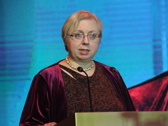 立陶宛共和国驻华大使伊娜·玛邱罗尼塔