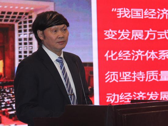 国标委品牌技术专家、北京五洲天宇认证中心主任谭新政