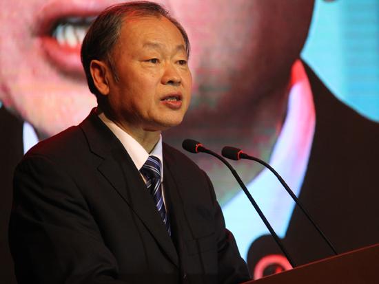 中国商业联合会会长姜明