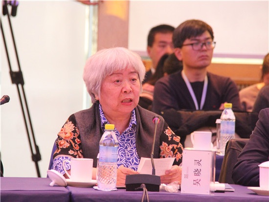 清华大学金融科技研究院管委会主任吴晓灵