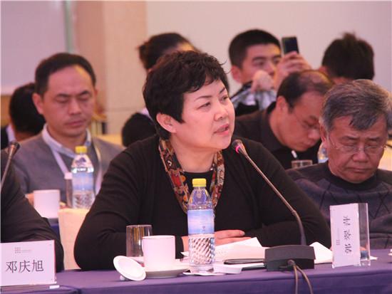 中元宝通(北京)商业发展有限公司董事长郭翠萍