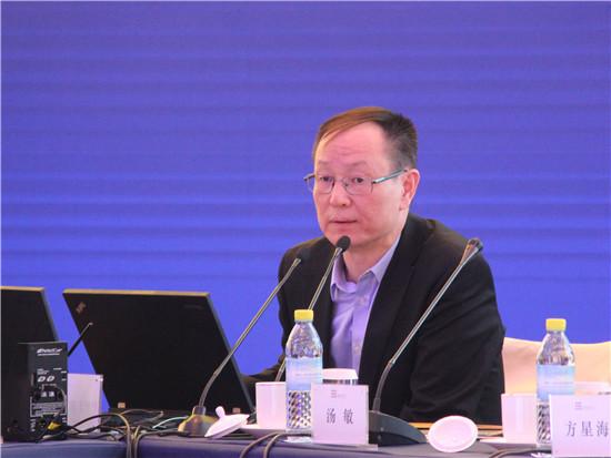 论坛成员、国务院发展研究中心副主任王一鸣
