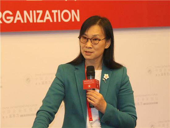 北京大学国家发展研究院管理学教授陈春花