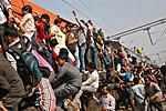 挂票脱轨!印度火车到底多差
