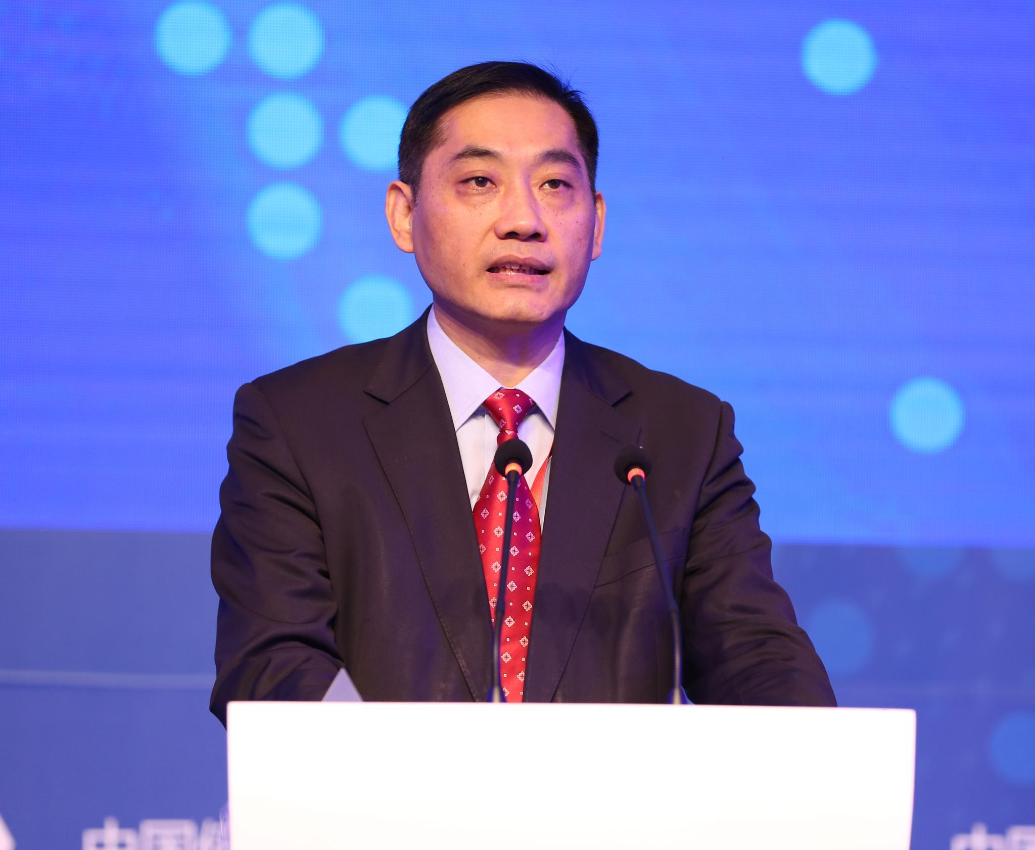 第一创业证券总裁钱龙海