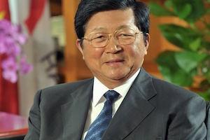 孟晓苏,1977年考入北京大学