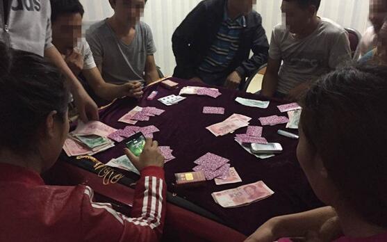 厦门集中打击赌博违法犯罪 查处700余起案件