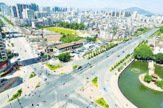 漳州芗城区漳华路浦林至秋坑段将改建 全长6.5公里