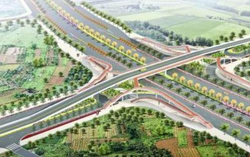 翔安机场快速路南段明年通车 桥上和地面将分别走车