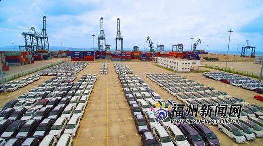 江阴整车进口口岸入驻车企143家 进口量全国第六