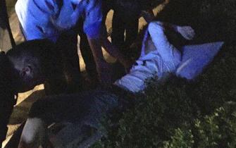 福州男子遭城管围殴