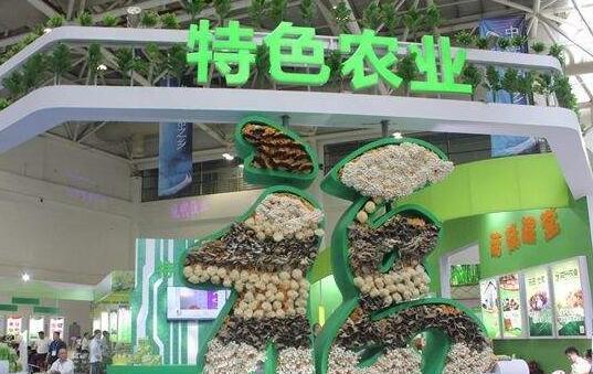福州市80多个名优特色农产品亮相第十五届农交会