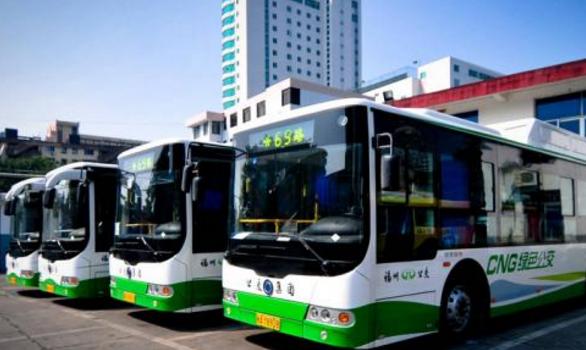 福州多项措施实施公交优先 今年新增公交线路17条
