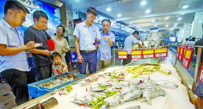 厦门伏季休渔期全面结束 部分水产品价格将走低