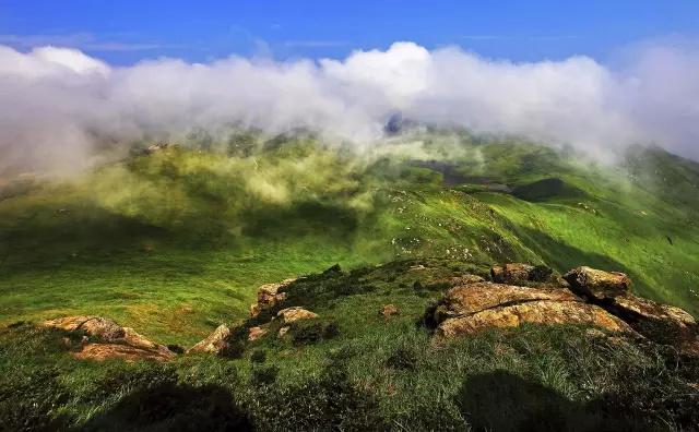 嵛山岛的碧海仙山惊艳了时光
