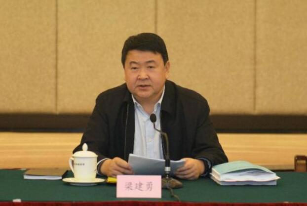 福建省委常委、秘书长梁建勇转岗兼任省委宣传部部长