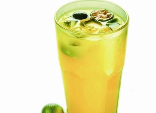 你在厦门喝的金桔柠檬可能是浓缩汁 网上9.9元包邮