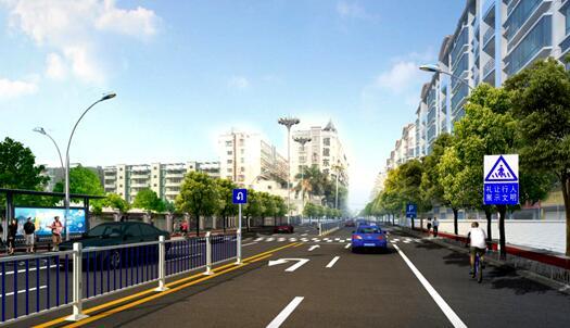 漳州南昌路下月开始进行提升改造 预计7月底完工