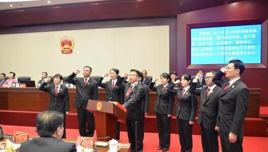 许南吉任福州市政府副市长