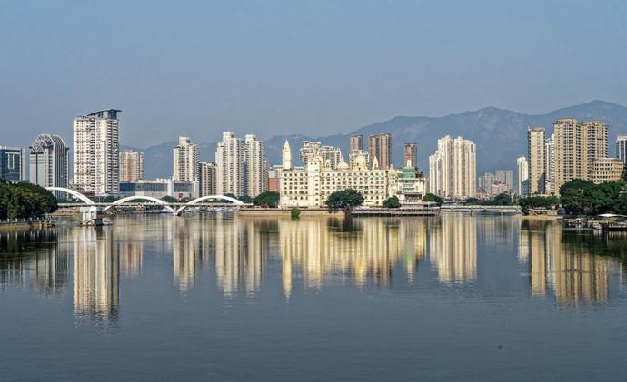 """22个市县获评首批""""国家气候标志"""" 福州上榜"""