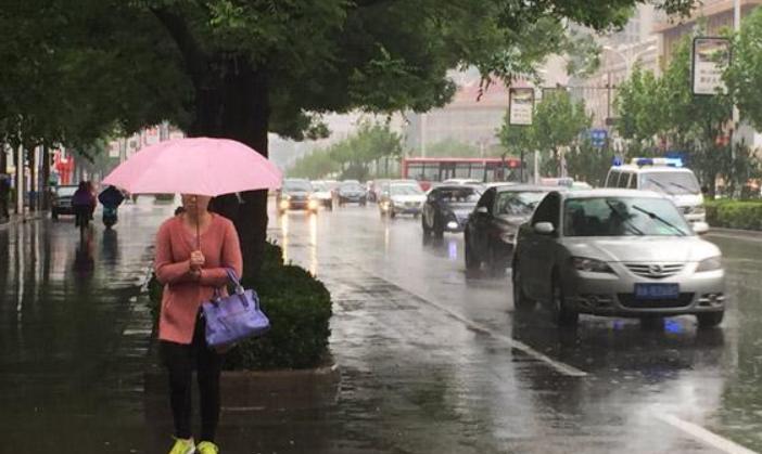 """新一股冷空气明天""""到货"""" 福州又要降雨降温了"""