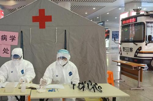 泉州市设立7个线下防疫服务站 提供免费消杀服务