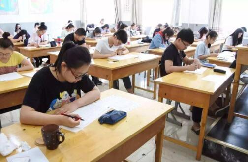 福州3万余名考生报名参加今年高考 将设12个考区