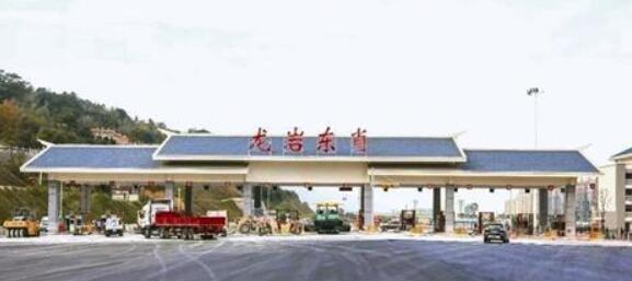 厦蓉高速改扩建工程全线通车 告别连续14公里长下坡