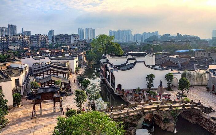 福州15个历史文化街区力争明年春节前呈现