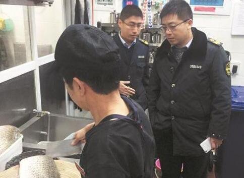 泉州市区一餐馆食材检出孔雀石绿超标 被罚7.8万元