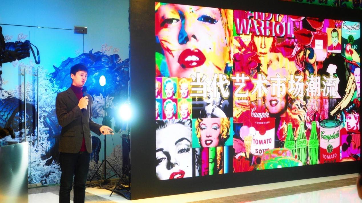2020陈晓东艺术作品世界巡展计划在湖里艺术晓岛启动