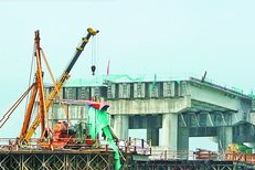 漳州至厦门、福州将再添快捷通道 北溪特大桥年底竣工