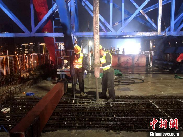 福厦高铁厦门段项目建设再获突破性进展