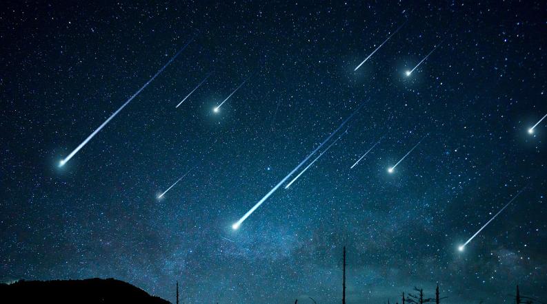 本周五福建的夜空或出现流星雨 每小时最多120颗