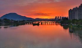 """漳州龙海投1700万建生态水系 让九龙江""""容颜""""更美"""