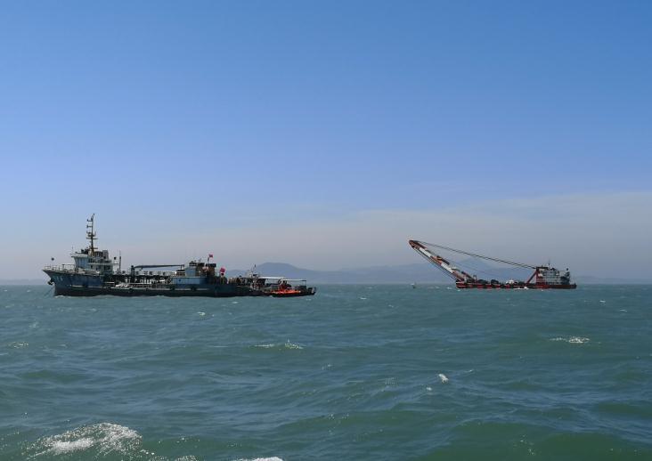 """福州海域""""5·16""""沉船事故 6名失联人员全部找到"""