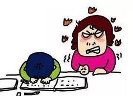 榕两妈妈陪读气火攻心误伤孩子眼睛 医生:要控制情绪
