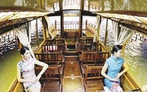 国庆头三天夜游九龙江 漳州人有机会免费体验游船试航