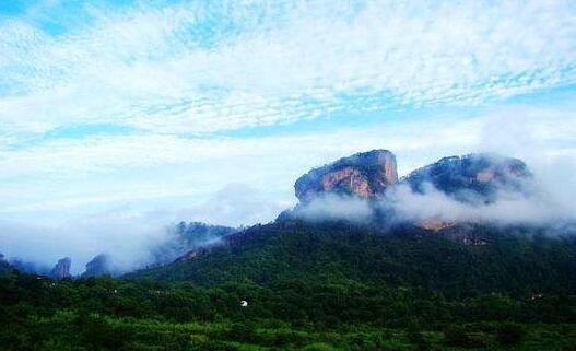 鼓岭国家级旅游度假区揭牌 打造国际著名旅游地