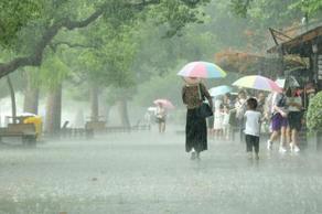 鹭岛今天局部将有大雨到暴雨 并伴有一声声春雷