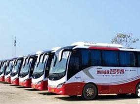 """福州""""微公交""""来了 两条地铁接驳专线明日开通"""